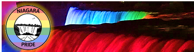 Logo for Niagara Pride, Inc.